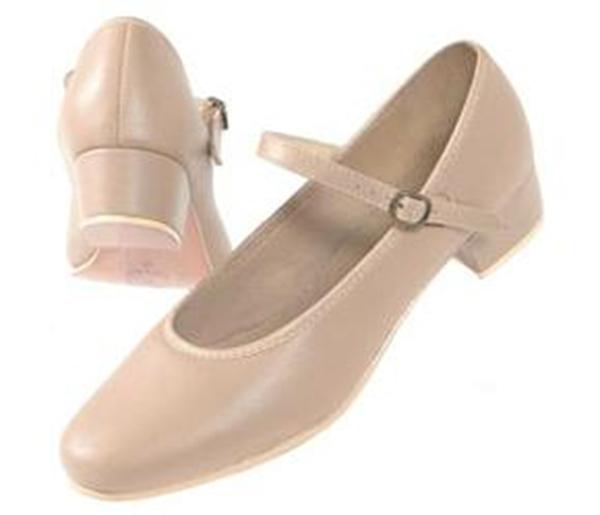 e93beb1b4 Império da dança. 30 - Sapato Boneca - Salto 4 cm - Capezio
