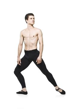 Imagen de 226 - Calça Masculina cintura alta Adulto e Infantil - Capezio