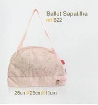 Picture of B22- Bolsa Ballet Sapatilha - Capezio