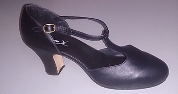Imagen de CJ23 - Sapato Feminino laterais vazadas - Capezio