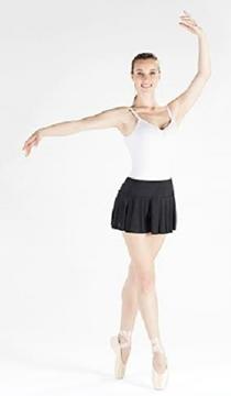 Imagen de SD1002 - Saia Godê Infantil - Só Dança