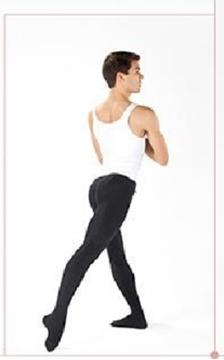 Imagen de 5119 - Calça com Pé Masculina Adulto - Só Dança