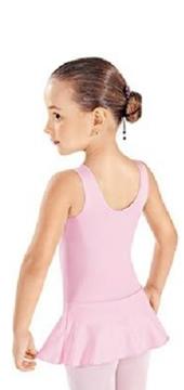 Picture of SD1251- Collant Regata com saia em Microfibra Stretch - Adulto e infantil - Só Dança