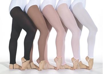 Imagen de 5470 - Meia Calça sem pé - Só Dança