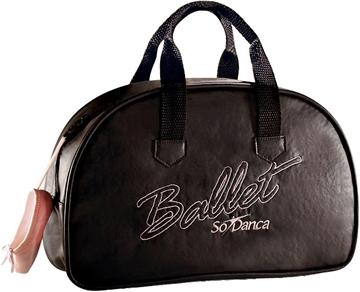 Imagem de BG505 - Bolsa Ballet de Mão - Só Dança