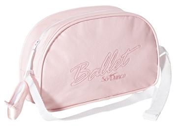 Imagem de BG506 - Bolsa Ballet com Alça - Só Dança