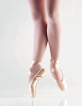 Imagen de SD32 - Sapatilha de ponta Fanny Estudante - Só Dança