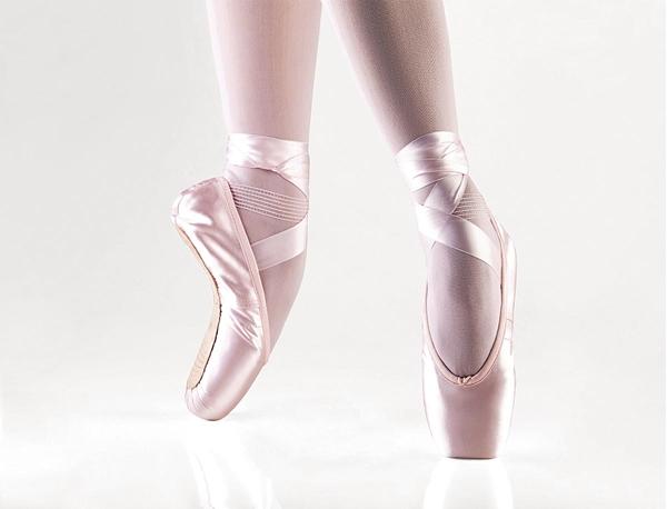 Imagem de SD31 - Sapatilha de ponta Grisi Iniciantes - Só Dança