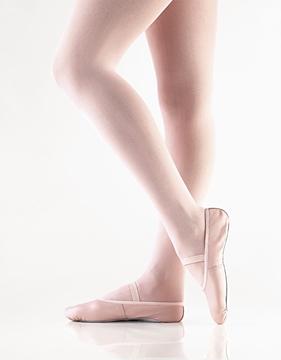 Imagem de F5 - Sapatilha em Couro e sola inteira - Só Dança
