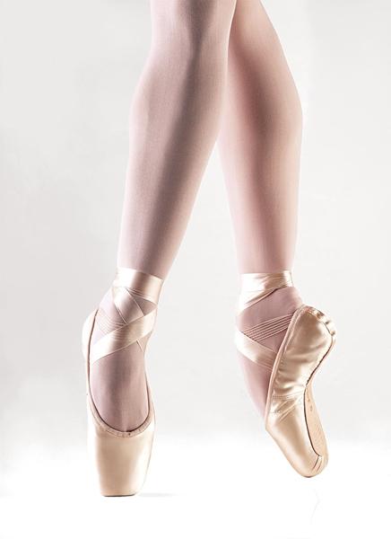 Imagem de SD02 - Sapatilha de ponta Nikiya - Só Dança