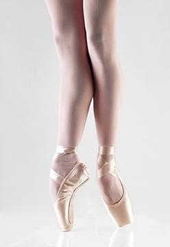 Imagem de SD07 - Sapatilha de ponta Natasha - Só Dança