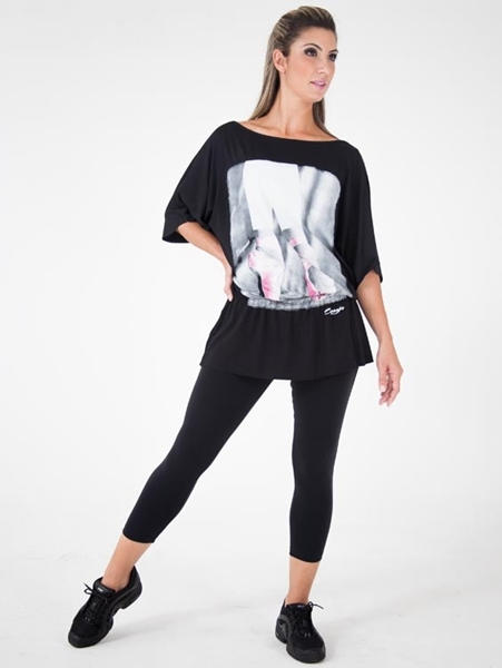 Picture of RY141 - Blusa Sobre Legging- Capezio