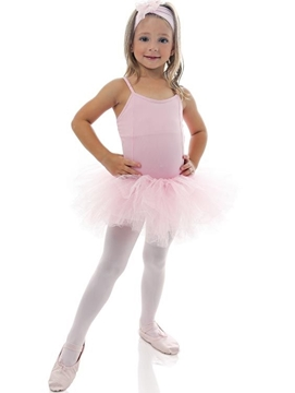 Picture of 1038 - Collant com Saia de Tule - Capezio
