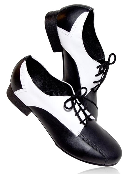 Picture of CJ15 - Sapato Masculino Bicolor -Capezio