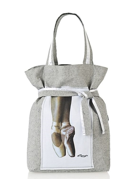 Picture of B83 - Bolsa Vertical Bag - Capezio