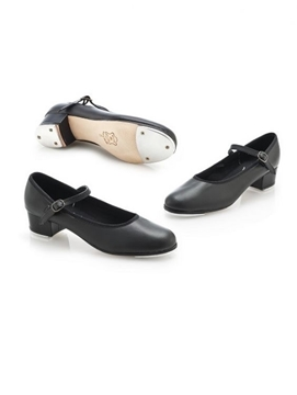 Imagem de 30T - Sapato Sapateado Boneca, salto 4cm - Capezio