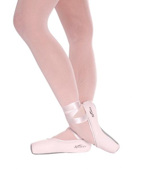 83ae546cc6 AC09 - Protetor de Ponta - Só Dança. Suas sapatilhas protegidas.