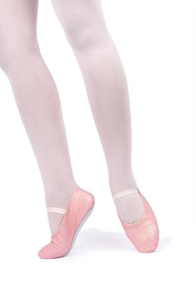 df021d26a2 Império da dança. IF22/D - Meia Ponta Brilho Glitter - Só Dança