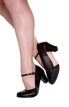 Imagen de FL17 - Sapato Tacheado Flamenco  - Só Dança