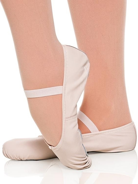 Picture of 01Shoes - Technique Shoes - Sapatilha em Couro - Capezio
