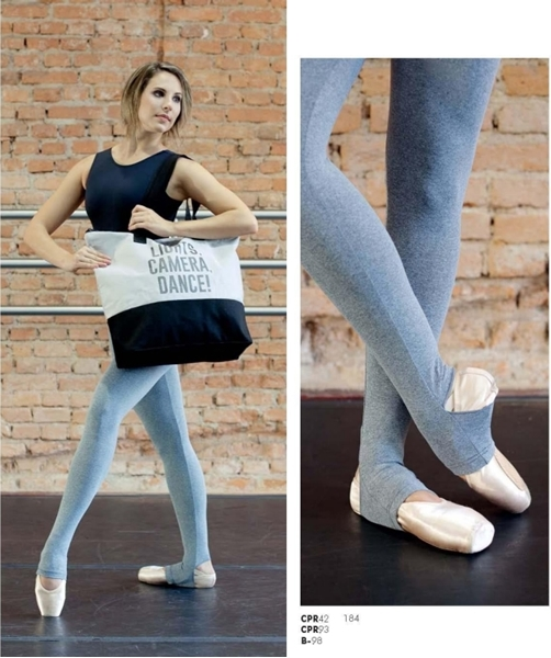 Picture of CL154 - Calça Legging com Pé - Capezio