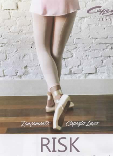 Picture of Risk - Meia Calça Supplex - Capezio