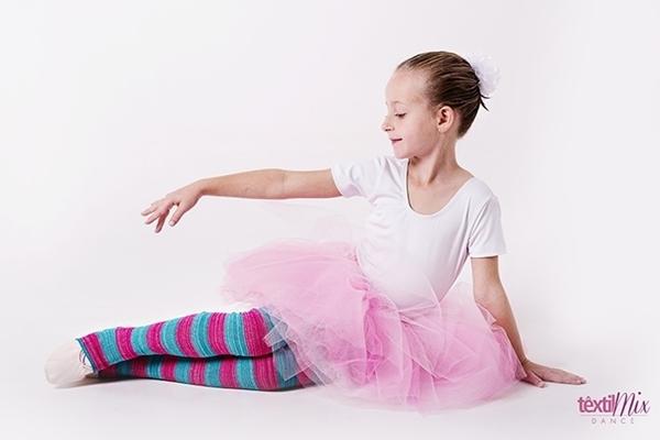 Imagem de 201233 - Perneira Listrada Infantil - Têxtil Mix