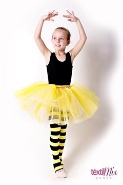 Imagen de 201233 - Perneira Listrada Infantil - Têxtil Mix