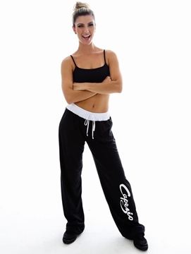 Picture of OUTLET - YK30 - Calça Bicolor - Capezio