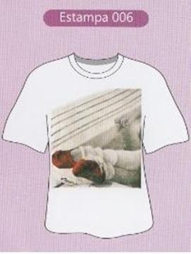 Imagem de 8008 - Camiseta - Capezio