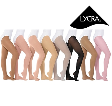 Imagem de 5170 - Meia Calça infantil  em Lycra - Só Dança