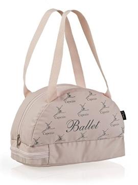 Imagen de Pronta entrega - B22- Bolsa Ballet Sapatilha - Capezio