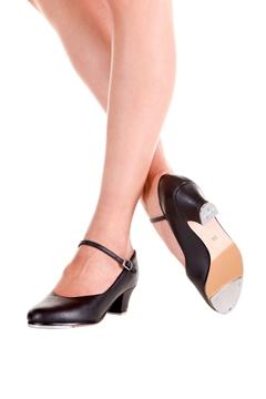 Imagem de TA-55 - Sapato feminino para sapateado Adulto- Só Dança