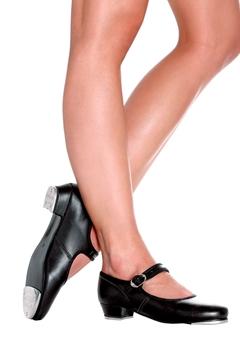 Imagem de S81/87 - Sapato Feminino para Sapateado  - Só Dança
