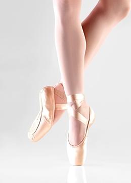 Imagen de SD01 - Sapatilha ponta Grand Pas - Só Dança