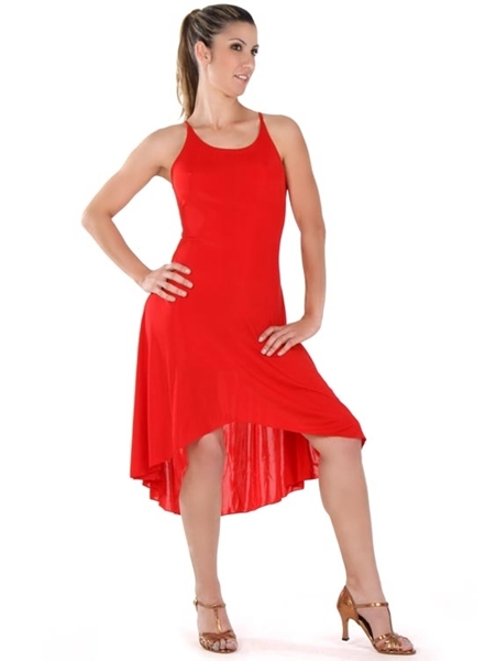 Picture of OUTLET - DS051 - Vestido frente mais curta - Capezio