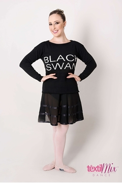 Picture of 201904 - BLUSA BLACK SWAN - Têxtil Mix
