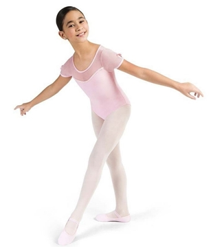 Picture of CBK05 - Collant em Petit Poa - Capezio