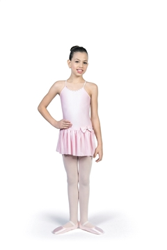 Picture of 1075 - Collant com saia lycra - Capezio