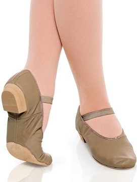 Picture of OUTLET - 313 - Jazz Ballet Couro  - Capezio