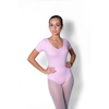 Picture of 1002 - Collant Manga Curta - Capezio