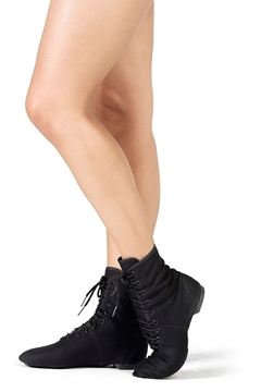 Picture of OUTLET - 306A - Jazz boot em Lona - Capezio