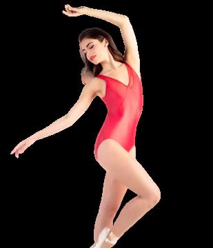 Imagen de SD1597 - Collant Bruna Adulto - Só Dança