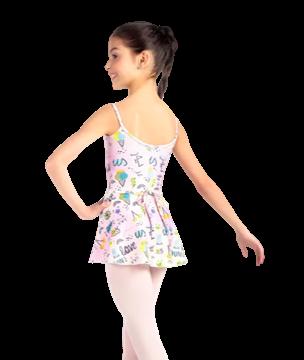 Imagen de SD1621 - Collant Olivia Infantil - Só dança