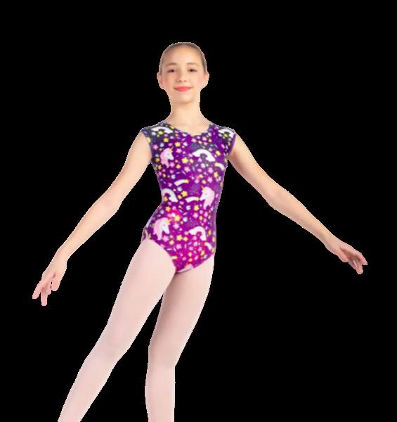 Imagem de SD1624 - Collant Bel Infantil - Só dança