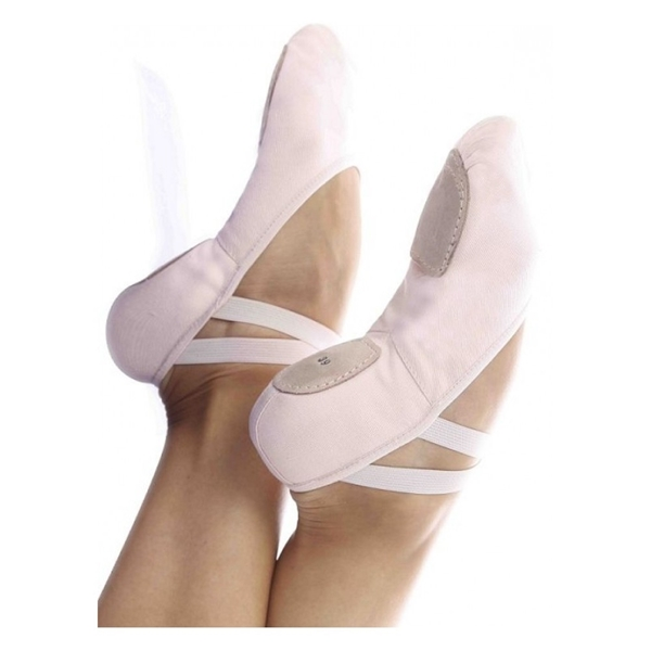 Picture of 2014 - Sapatilha Pluma Lona Stretch - Capezio