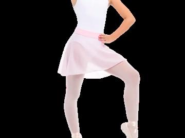 Imagem de 5293 - Saia Godê Infantil - Só Dança